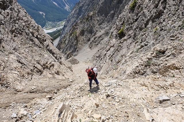 Scrambles - Walcott Peak-2