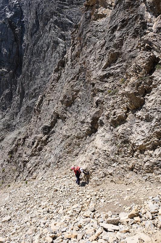 Scrambles - Walcott Peak-1