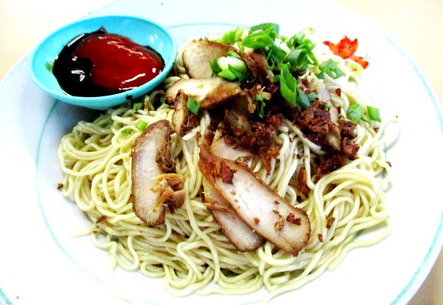Best Harvest Cafe kampua mee