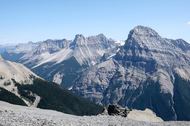 Scrambles - Walcott Peak-10