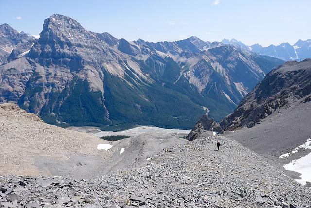 Scrambles - Walcott Peak-8