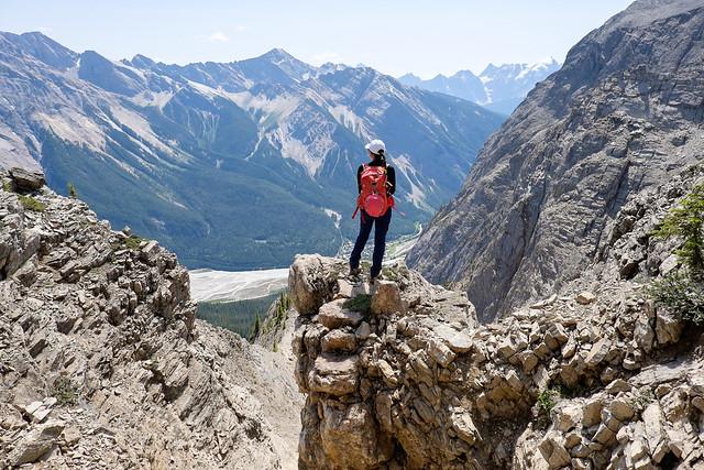 Scrambles - Walcott Peak-4