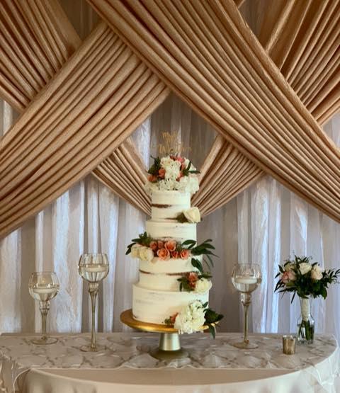 Cake by Moreno Bakery