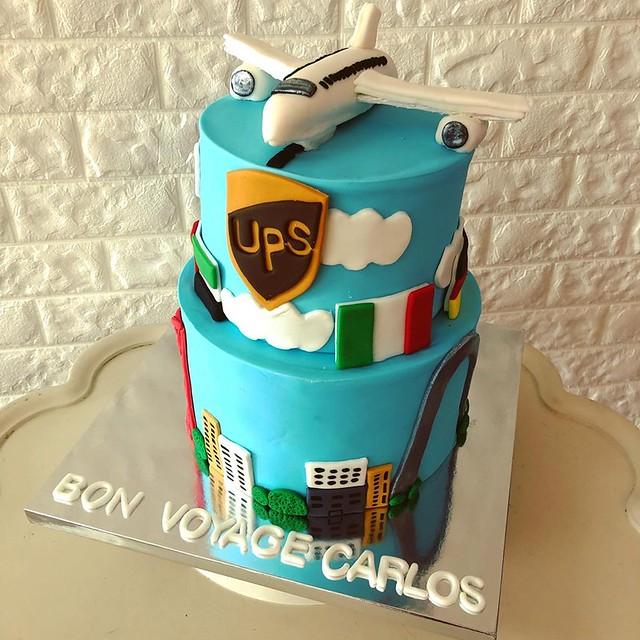 Cake by Margarita's Bakery
