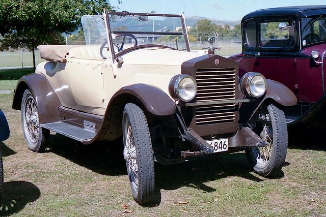 1922 Essex Roadster.
