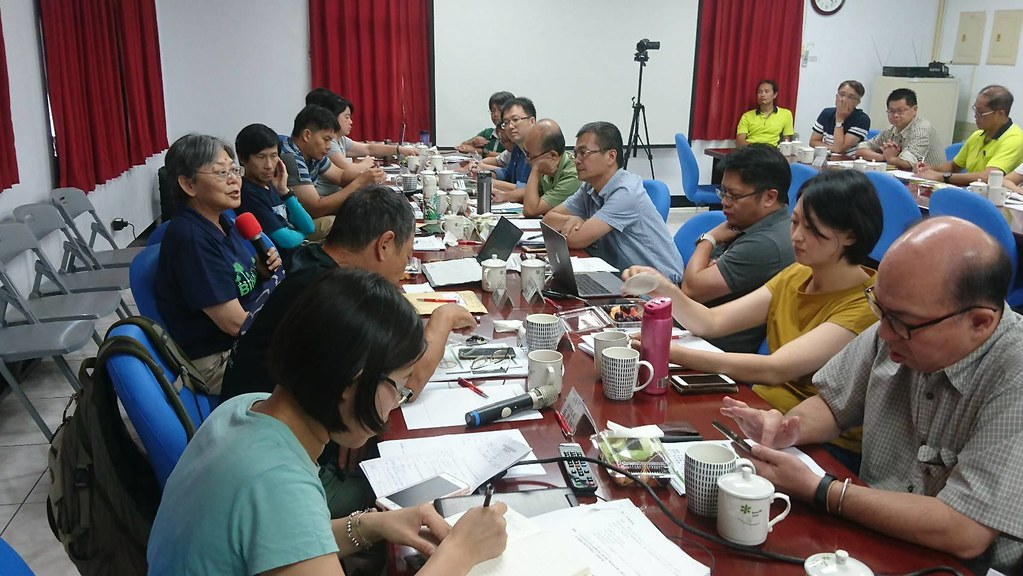 7日會議邀集學者專家與地方意見領袖共同商議。圖片提供:台東林管處。