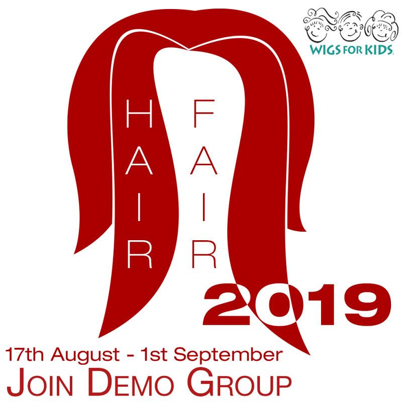 Hair Fair COMING SOON – Join Demo Group