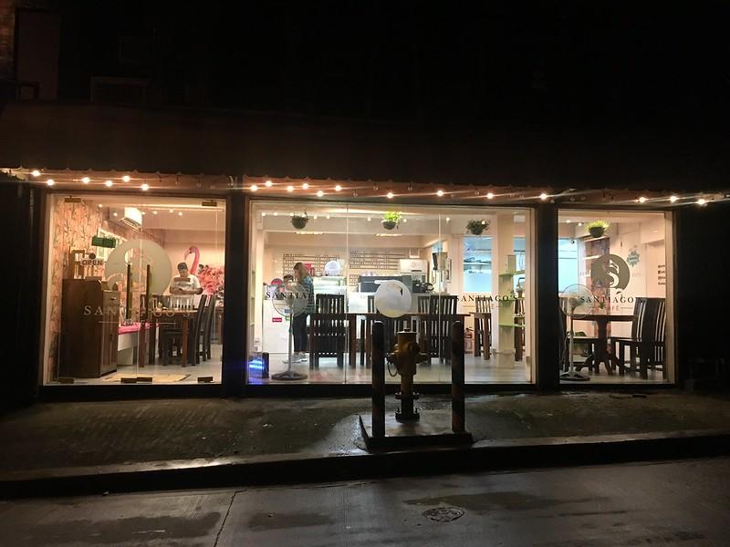 Santiago's Cafe, Mandaluyong