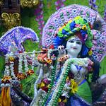ISKCON Juhu Sringar Deity Darshan on 8th Aug 2019