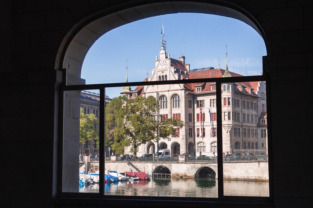 Stadthaus Zurich