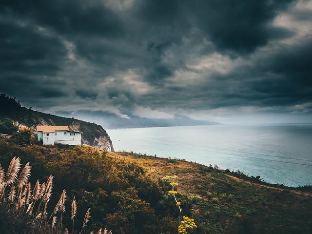 Cloudy Big Sur {Explored]