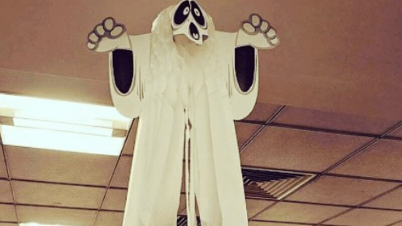 halloween desk decor rules office
