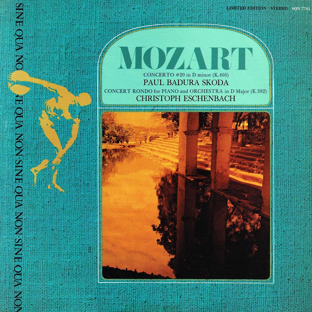 Wolfgang Amadeus Mozart - Piano Concerto No. 20