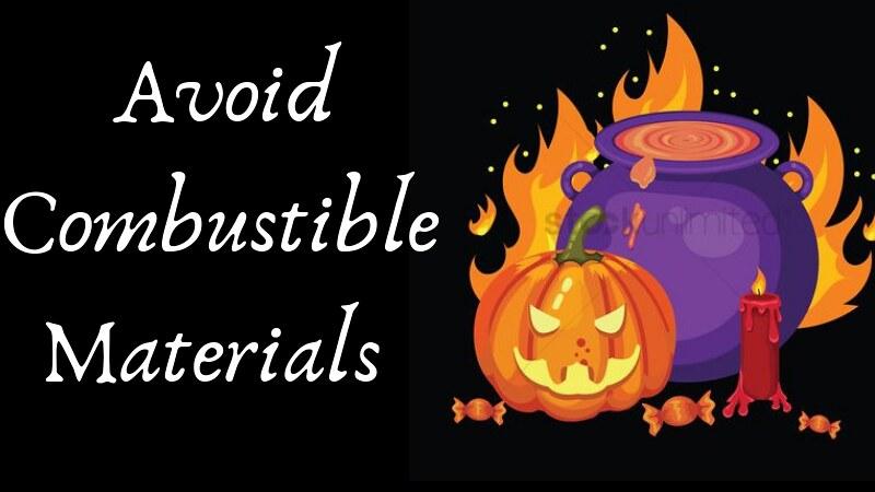 Halloween decor rules 2019