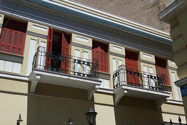 balcon neo classique