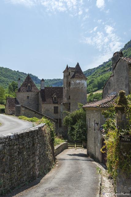 Autoire. Château de Limargue.  [Explore 08-08-2019]