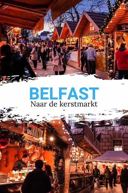Kerstmarkt Belfast: vier kerstmis in Belfast | Mooistestedentrips.nl