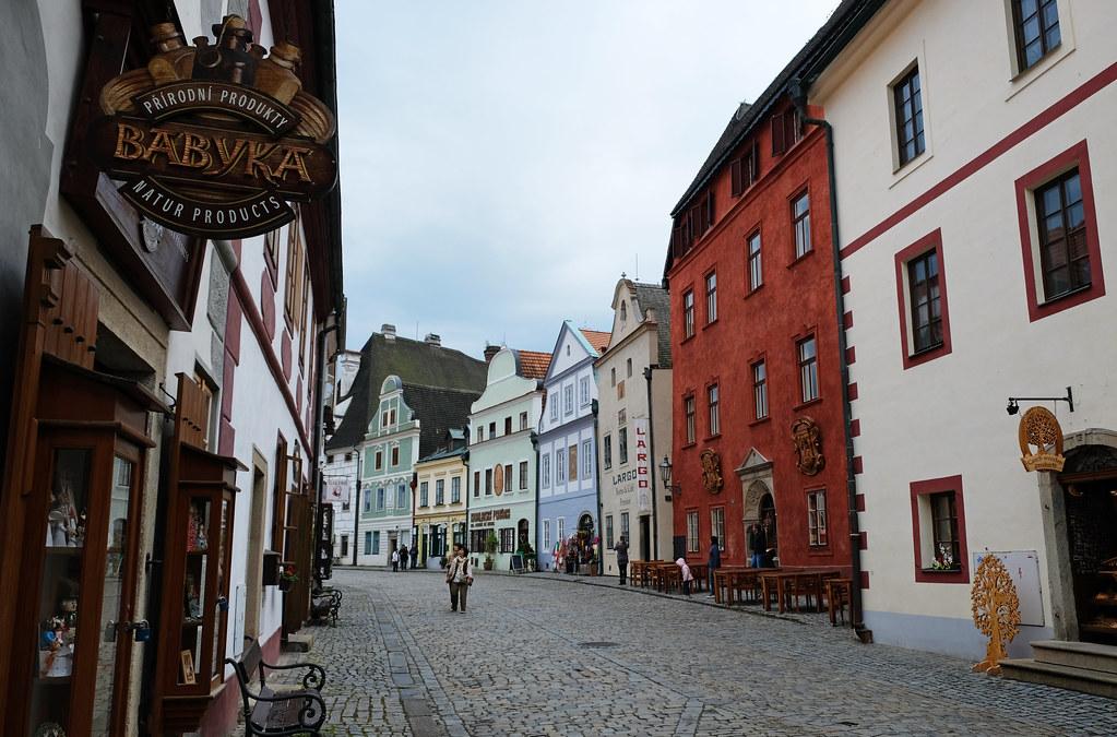 Our Favorite European Old Towns: Český Krumlov, Czechia