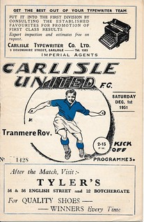 Carlisle United V Tranmere 51-51 | by cumbriangroundhopper