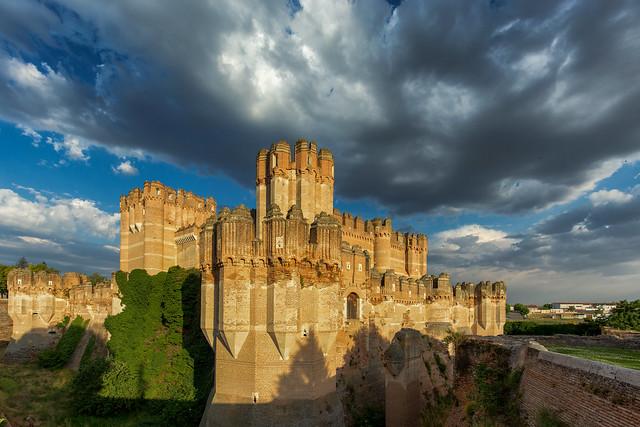 Castillo de Coca / Spain 2016