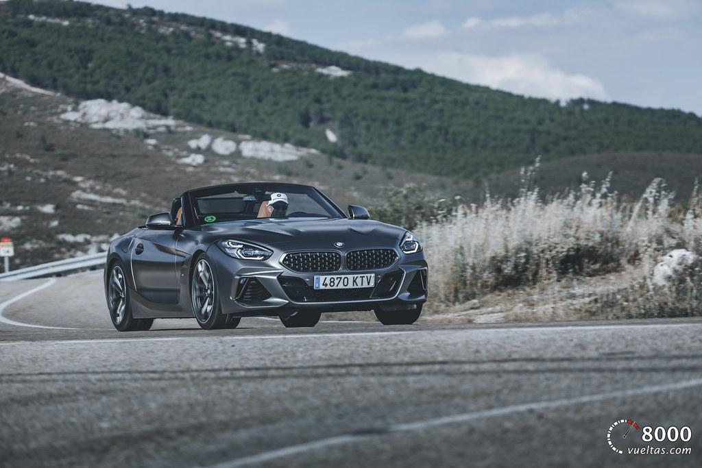 BMW Z4 M40i - 8000vueltas-75
