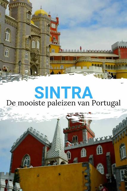 Sintra, Portugal: de mooiste paleizen van Portugal in Sintra | Mooistestedentrips.nl