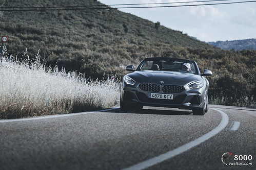 BMW Z4 M40i - 8000vueltas-78