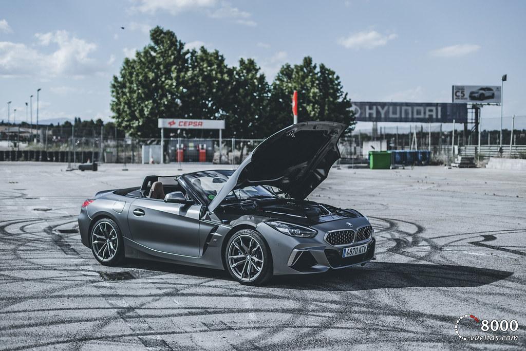 BMW Z4 M40i - 8000vueltas-48