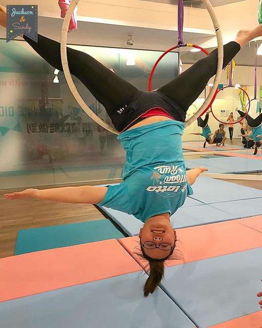 |運動|好時光女孩運動樂園—空中環/更進階的核心運動