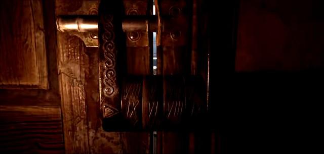 银链 - 门密码