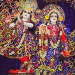 ISKCON Ahmedabad Deity Darshan 08 Aug 2019