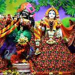 ISKCON Nasik Deity Darshan 08 Aug 2019
