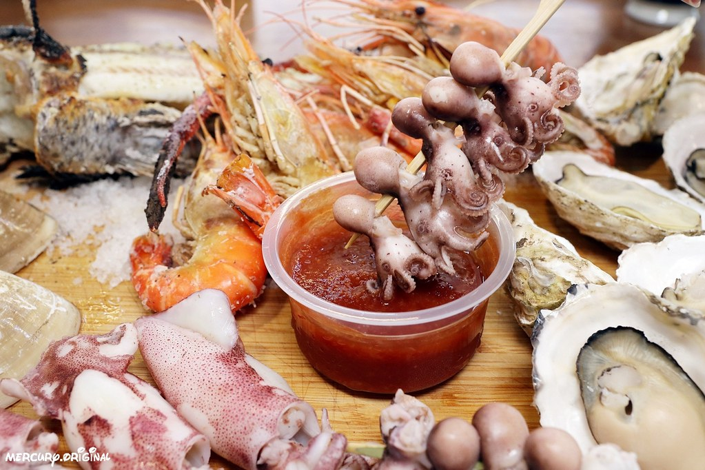 58小章魚水煮