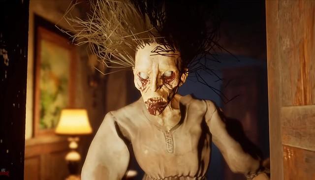 银链 - 可怕的母亲