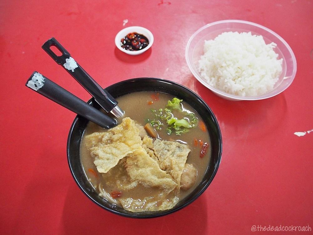 happies bak kut teh, bak kut teh, chinatown complex, 开心肉骨茶, food, food review, 肉骨茶, cantonese bak kut teh, review, singapore, smith street,