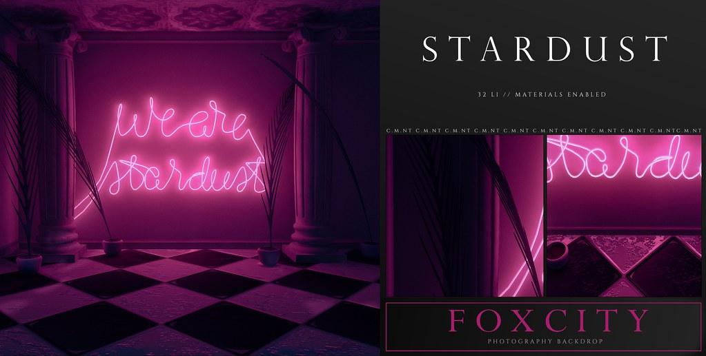 FOXCITY. Photo Booth - Stardust - TeleportHub.com Live!