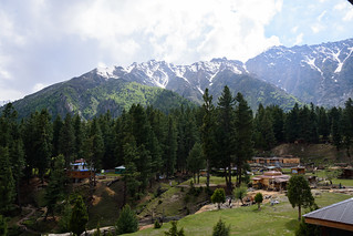 Lots of lodging at Fairy Meadows | by Zack A.