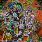 ISKCON Vrindavan Deity Darshan 08 Aug 2019