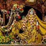 ISKCON Mayapur Deity Darshan 08 Aug 2019