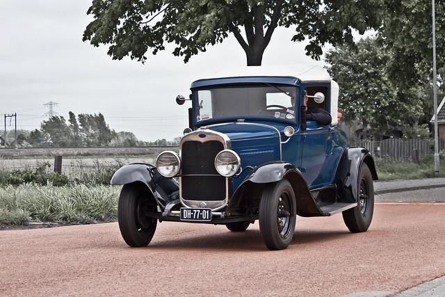 Ford Model A Sport Coupé 1930 (3765)