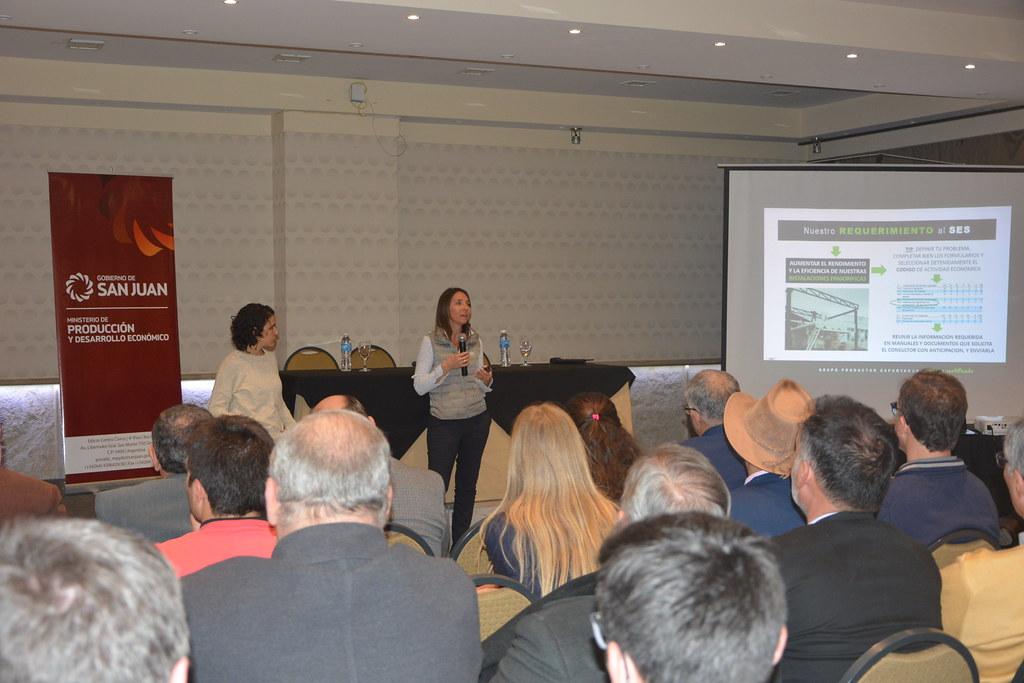 2019-08-08 PRODUCCIÓN: A través de un programa internacional expertos alemanes asesorarán a empresas sanjuaninas