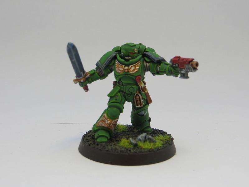DA Primaris Lieutenant