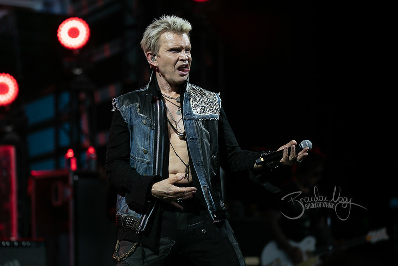 Billy Idol | 2019.08.07