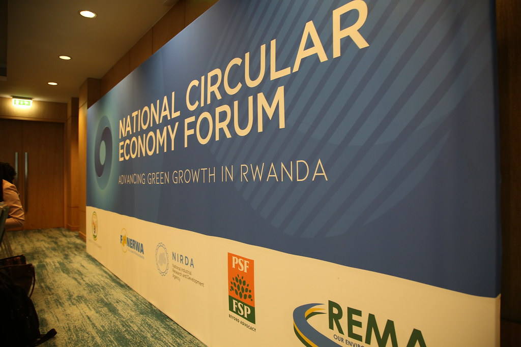 Rwanda Holds first ever National Circular Economy Forum