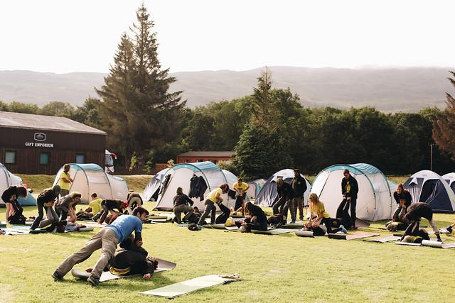 Día 21. 2 de Agosto. Fort Augustus -Glenfinnan
