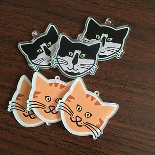 Cat Charms | by spxds