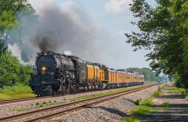 Rail Giant...