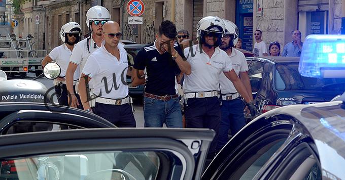 arresto 22enne libico