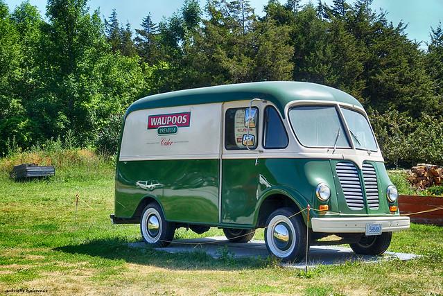 Cider Truck