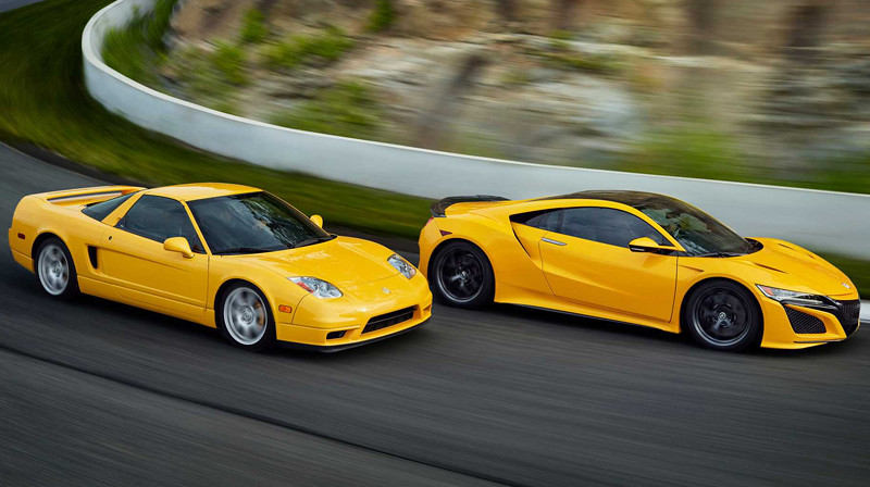 2020-acura-nsx-indy-yellow-pearl-and-original-nsx-spa-yellow